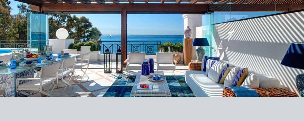 Luxusní apartmány na Costa del Sol