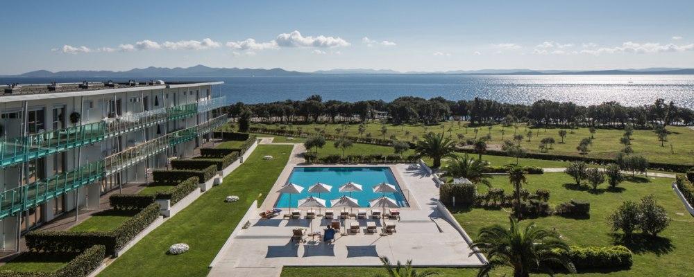 Chorvatsko: apartmány v 5* resortu přímo u pobřeží Jadranu